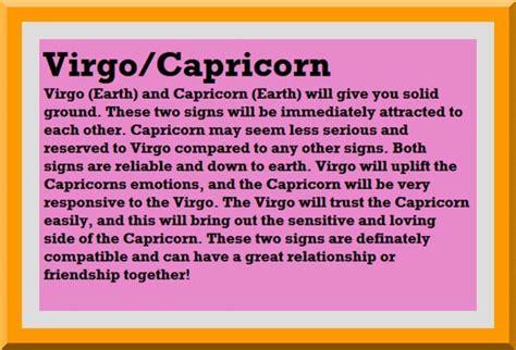 virgo love match