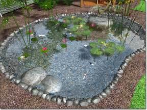 Backyard Koi Pond Ideas » Home Design