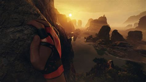 the climb crytek s the climb is the best selling rift game to date