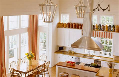 creative country kitchen decorating ideas for your home ideas for decorating above kitchen cabinets creative ways