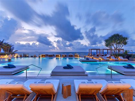 best hotels in miami list 2016 best new hotels in the world