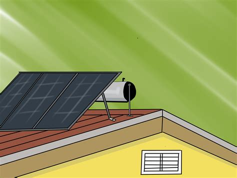 solar room how to use your roof as a solar space heater 15 steps