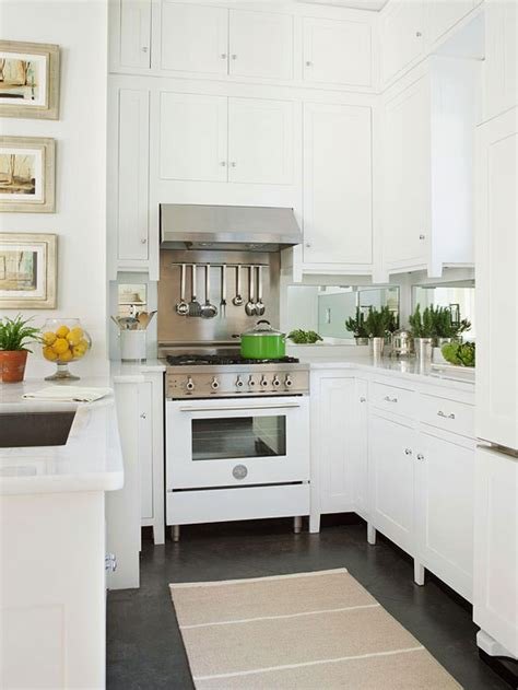 All White Kitchen Cabinets | 10 beautiful all white kitchens megan morris