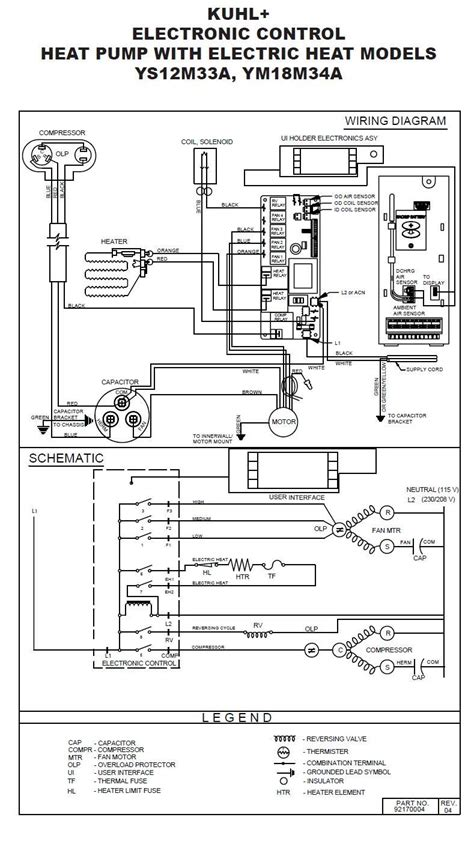 air conditioner wiring wiring diagram for friedrich air conditioner wiring