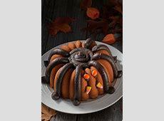 Halloween Spider Bundt - Flourish - King Arthur Flour Recipes For King Arthur Cake Flour