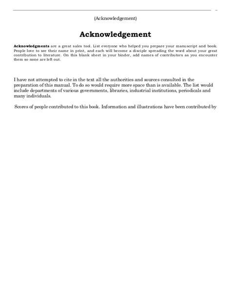 Converting Dissertation To Book by Acknowledgments Dissertation Exles Ibnesafi Cover Page
