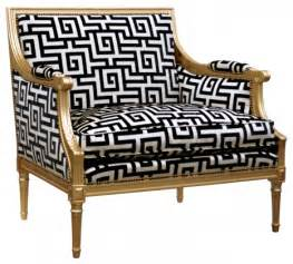 black and gold accent chair 55 best images about key pattern on