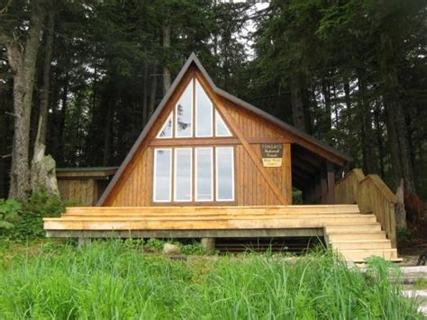West Point Cabins by Cing At West Point Cabin Ak