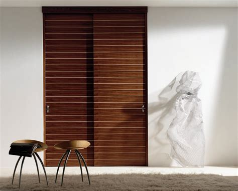 Wood Sliding Closet Door Wood Sliding Closet Doors With Brown Oak Wooden Sliding Closet Door And Stainless Steel