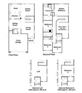 Richmond American Home Floor Plans Starlight Trails By Richmond American Homes Southwest