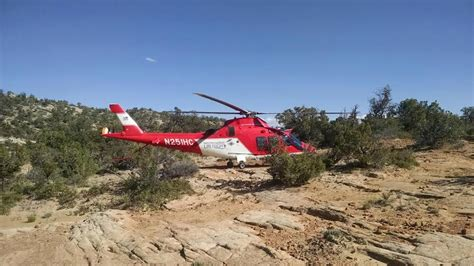 rescue utah search and rescue completes 50th mission of 2015 2 hikers rescued st george news