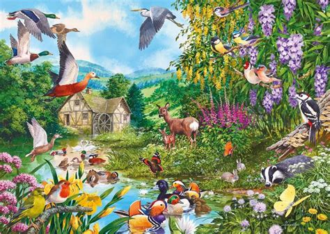 kumpulan gambar flora fauna foto binatang tumbuhan flora