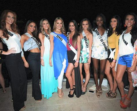 usa contest miss usa 2016 pageant contestants at mandalay bay s