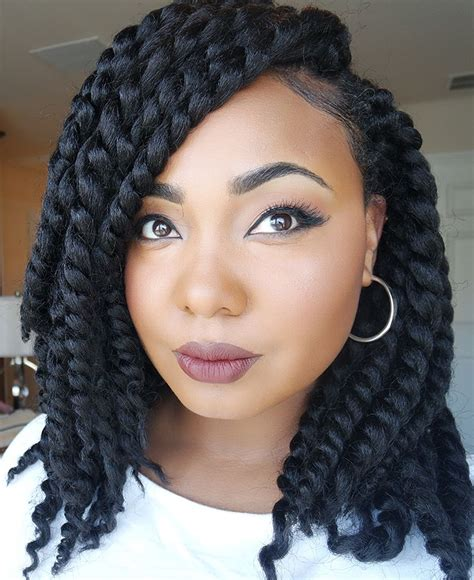 crochet twist hairstyle 25 best ideas about crochet senegalese twist on pinterest