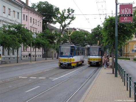 Nosh Stelan Busui stra 223 enbahnen in ungarn szeged im juni 2010