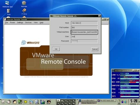 vmware remote console introducing linux into the enterprise linux journal