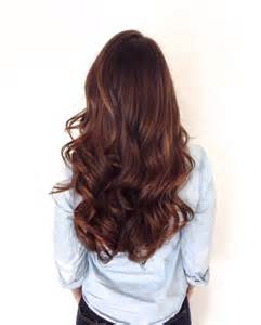 warm brown hair color healthy with soft sombre warm brown and