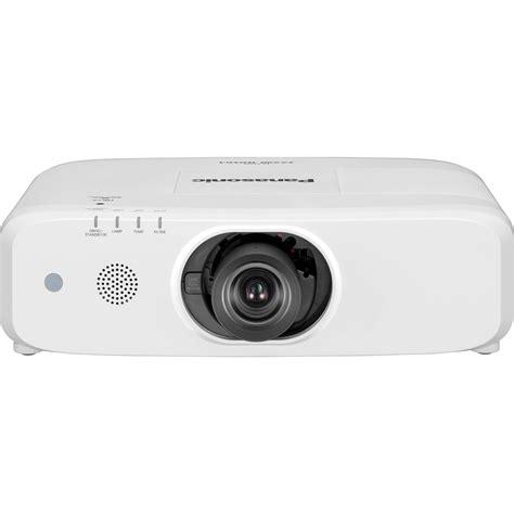 Lu Projector Panasonic Panasonic Pt Ez950 Wuxga 5400 Lumen Lcd Projector Pt