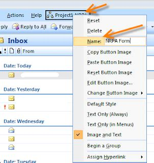 outlook 2007 template shortcut tomdtek how to create a shortcut for outlook 2007 templates