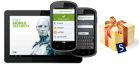 Mobile Security Giveaway - softpedia giveaway 20 licenses for eset mobile security android softpedia