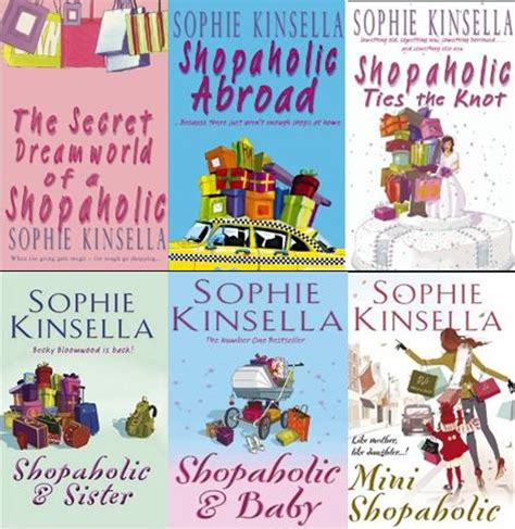 libro shopaholic abroad shopaholic book journey of life mini shopaholic by sophie kinsella