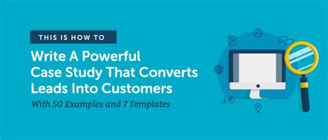 write  powerful case study  converts   examples