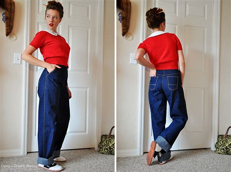 jeans for women in their 40 40s jeans sewing projects burdastyle com