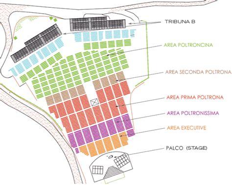 Outdoor Seating by Andrea Bocelli Teatro Del Silenzio