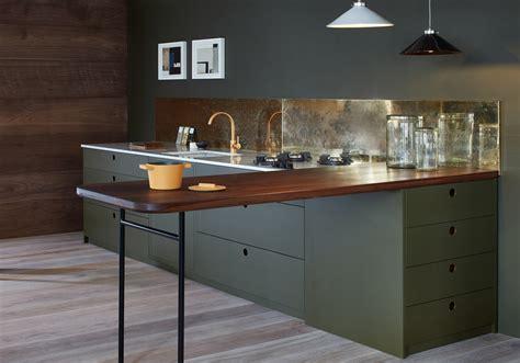 credence design cuisine une cuisine design pour un int 233 rieur contemporain