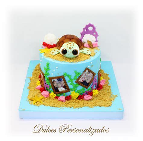 publicado por dulces personalizados en 1215 dulces personalizados tarta tortuga marina