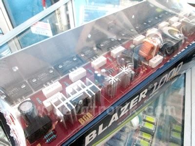 Harga Ic Sanken Original blazer kit 1000 watt power lifier evolution x10 harga