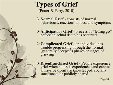 end of life presentation