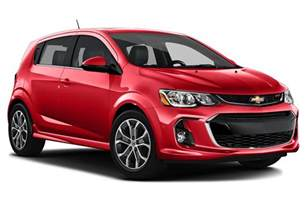 new 2017 chevrolet sonic price photos reviews safety