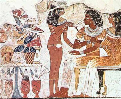 banchetto etrusco fonti sull alimentazione nell antico egitto