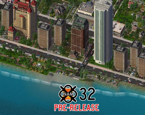 mod game simcity network addon mod version 32 pre release 1 now available