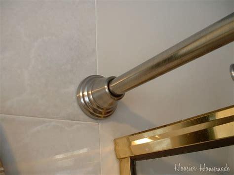 Shower Door Curtain Rod Curtain Menzilperde Net Bathroom Shower Rod