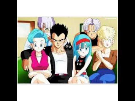 imagenes de la familia de goku la familia de goku vs la familia de vegeta youtube