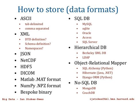 Matlab Mat Format by Big Data Tools And Techniques For Working With Large Data