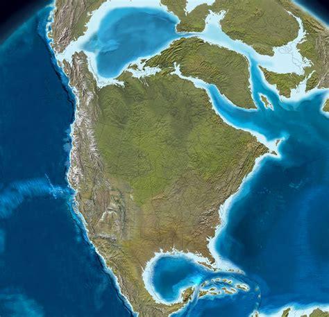 paleogene period  sights  sites  america