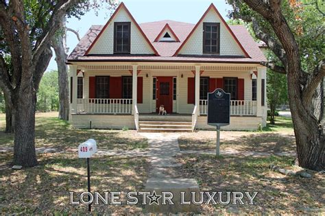 historic houses for sale historic home for sale cuero tx lone star luxury