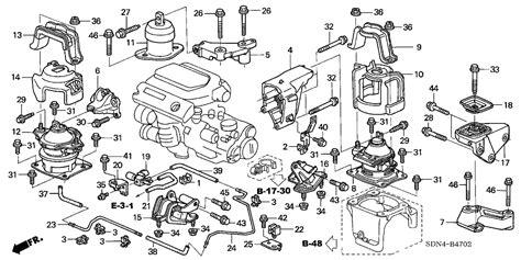 2007 Honda Accord Parts Diagram