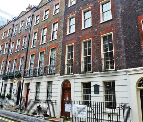 benjamin franklin house london visiting the benjamin franklin house in london