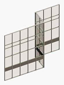 wausau curtain wall wausau curtainwall revit model eases customization