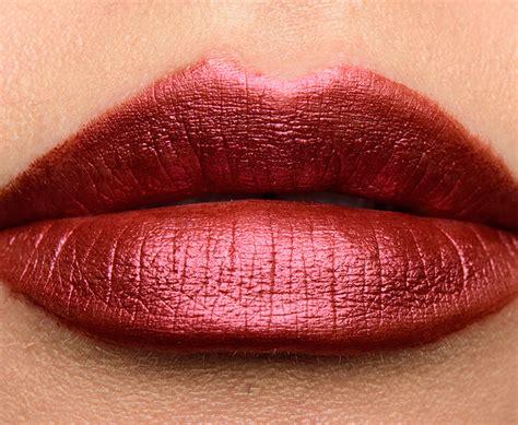 Colourpop Metallic Lipstick colourpop flitter dm mugshot ultra metallic liquid