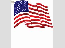 Us Flag Waving Clipart - www.proteckmachinery.com Free Animated Clip Art American Flag