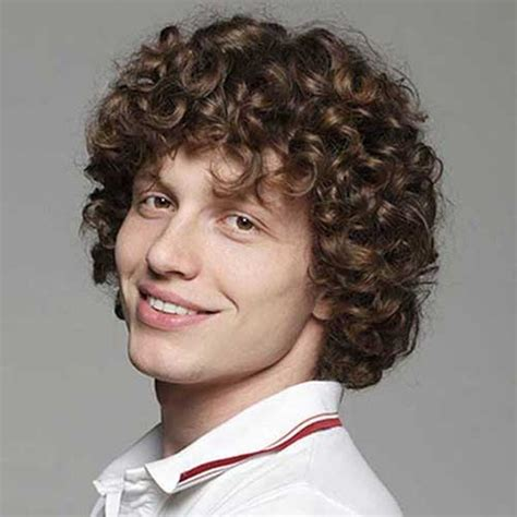 boys hair styles for thick curls 20 curly hairstyles for boys mens hairstyles 2017