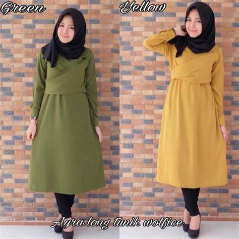 Sf Dres Betty Fashion Wanita Murah grosir baju muslim ayra tunik grosir baju muslim pakaian wanita dan busana murah