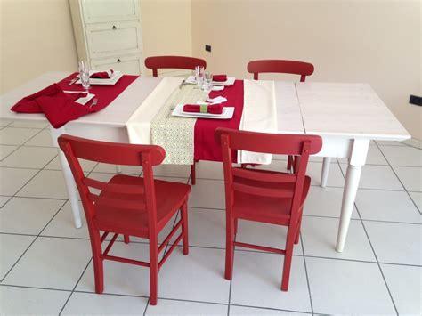 sedie cucine sedia legno laccata rossa sedie a prezzi scontati
