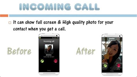 fullscreen apk screen caller id apk free