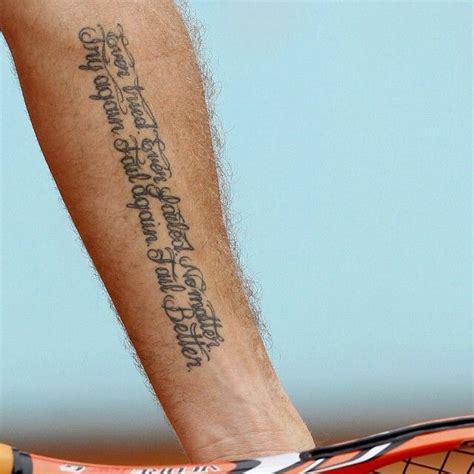 tattoo fail better stan wawrinka tattoo quot always tried always failed no